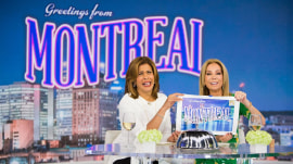 Kathie Lee and Hoda are sending a lucky viewer to Montreal
