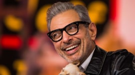 Jeff Goldblum talks about his new movie, 'Isle of Dogs'