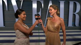 Natalie Morales and Sheinelle Jones hit the Oscar after-parties