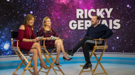Kathie Lee Gifford to Ricky Gervais: 'You are my favorite atheist'