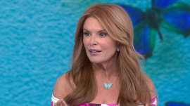 Roma Downey talks about 'Box of Butterflies,' her inspiring new book