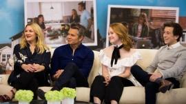 Drew Barrymore, Timothy Olyphant talk 'Santa Clarita Diet'