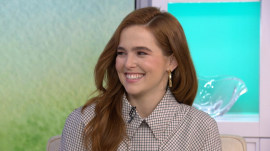 Zoey Deutch talks about her new film, 'Flower'