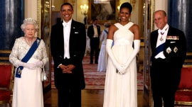 Michelle Obama: White House has better food than Buckingham Palace