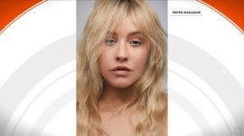Christina Aguilera barely recognizable in beautiful, makeup-free photos