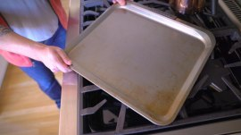 How to make your old cookie sheet sparkle like new