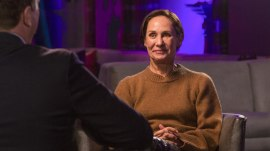 'Roseanne' and 'Lady Bird' star Laurie Metcalf feels most at home on stage
