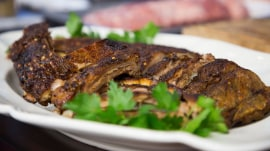 Slow-smoked ribs, potatoes au gratin: How to make a Southern-style meal