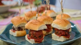 Learn to make the easiest meatballs ever with Savannah Guthrie