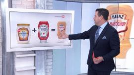 Is 'mayochup' (mayonnaise plus ketchup) yummy – or yucky?