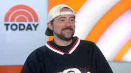 Kevin Smith speaks out for the first time since his massive heart attack