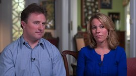How author Allison Pataki's life was changed by her husband's stroke