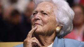 Barbara Bush funeral will take place Saturday in Houston