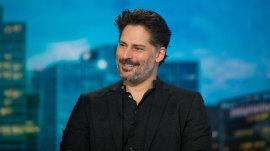 Joe Manganiello talks about sci-fi thriller 'Rampage' and his wife, Sofia Vergara