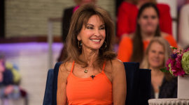 Susan Lucci talks about Erica Kane and her new athletic line