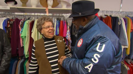See 96-year-old volunteer get a heartwarming surprise from Al Roker