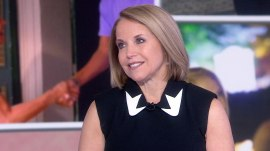 Katie Couric talks about her new National Geographic series