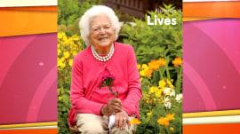 Barbara Bush: I'm 'still in love' with George H.W. Bush