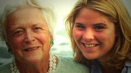 Jenna Bush Hager shares emotional letter to grandmother Barbara Bush