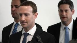 Facebook CEO Mark Zuckerberg set to testify before Congress