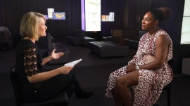 Serena Williams on marriage, motherhood and her health scare