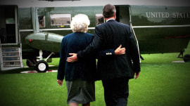 Barbara Bush and George H.W. Bush: An epic love story