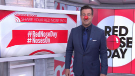 Red Nose Day is coming: TODAY viewers share their fun photos