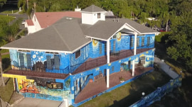 'Starry Night' house in Florida has homeowners battling city