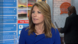 James Comey is 'another lightning bolt' for Trump, Nicolle Wallace says