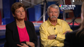 Bela Karolyi and Martha Karolyi deny knowledge of sexual assaults on gymnasts