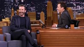 Watch 'Mad Men' star Jon Hamm do his Ray Romano impression