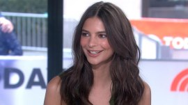 Emily Ratajkowski talks about 'I Feel Pretty' and her recent marriage