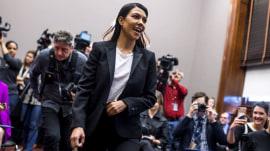 Kourtney Kardashian lobbies Congress over cosmetics laws