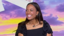 Aisha Tyler talks about making her directorial debut with 'Axis'