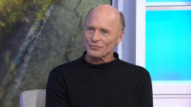 Ed Harris talks about new film 'Kodachrome' and his long marriage