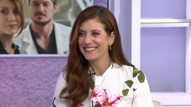 Kate Walsh talks about '13 Reasons Why' and her health scare