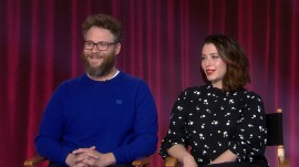 Seth Rogen and Lauren Miller talk about 'Hilarity for Charity' for Alzheimer's