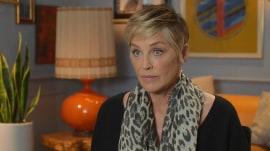 Sharon Stone talks about Harvey Weinstein and new romcom 'All I Wish'