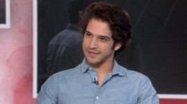 Tyler Posey talks about new film 'Truth or Dare' and his new girlfriend