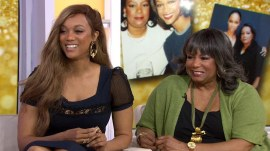 Tyra Banks reveals the most important thing her mother taught her