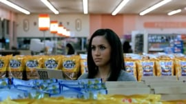 See young Meghan Markle in a 2009 ad for Tostitos
