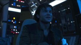 Trailer released for Star Wars prequel 'Solo'