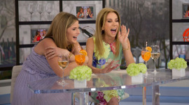 See what Kathie Lee Gifford thinks about pepperoni-flavored lipstick