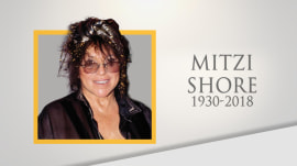 Life well lived: The Comedy Store owner, Mitzi Shore, dies at 87