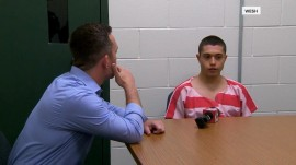 Alleged Florida school shooter Sky Boucher: 'There was no one to stop me'