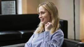 Why Emily Blunt had John Krasinski 'fire' her friend on 'A Quiet Place'