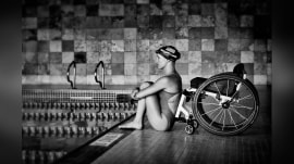 Paralympian Mallory Weggemann hopes to raise awareness for spinal cord injury research