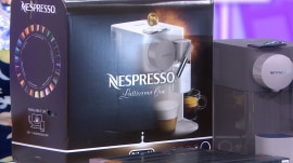 Give It Away: 5 TODAY viewers receive Nespresso machines worth $430
