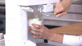 One Small Thing to be fit: How to save hundreds of calories eating frozen yogurt