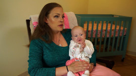Babies born opioid-dependent get help at Brigid's Path